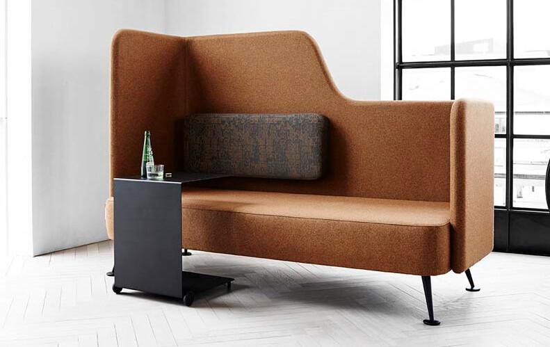 Storslået Sofa høj ryg – Boss Company LV41